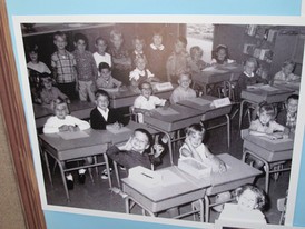 Collegewood 1st grade in 1960s.jpg