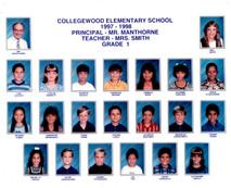 1997 J.Smith_s 1st Grade Class, Principa