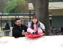 EVG_2011_Kindergarten Snow Day 5 - Mona