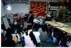 2004  Barbara Morton Librarian, Storytim