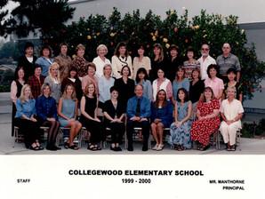 1999 CWD, Staff Photo, Principal Manthor