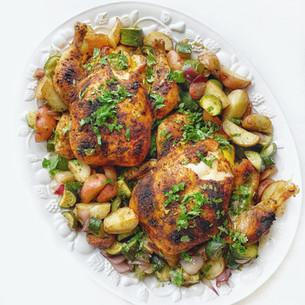 Frozen Roasted Chicken (Rotisserie)