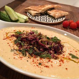 Olive Tapenade & Hummus