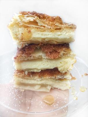 Sopapilla Churro Cheesecake