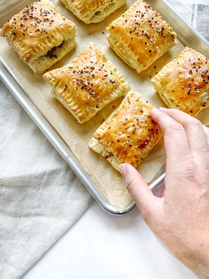 Puff Pastry Patties