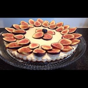 Italian Fig & Honey Cheese Tart