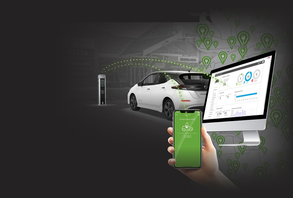 VendElectric-Chargepoint-Management-Syst