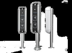 Titan Waterfront USB Charging Pedestal