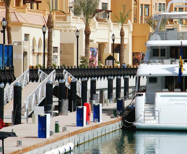 Superyacht-Marina-Porto-Arabia-The-Pearl