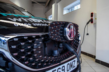 MG Showroom Customer Handover Area Charg