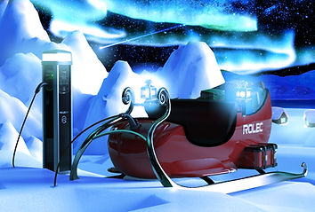 Merry Christmas and a Happy New Year! From all the Team at Rolec