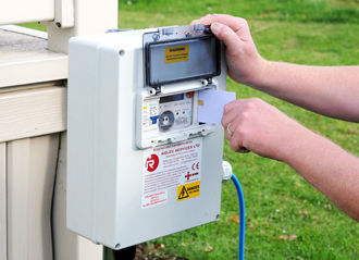 SmartCard Metering