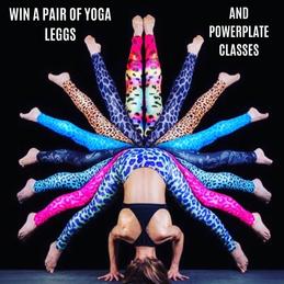 Yoga Leggs