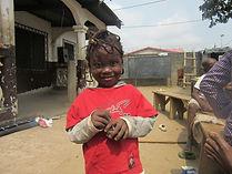 Enfant CONGO