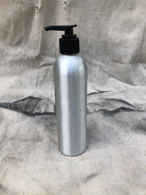 Bottle (brushed aluminum)