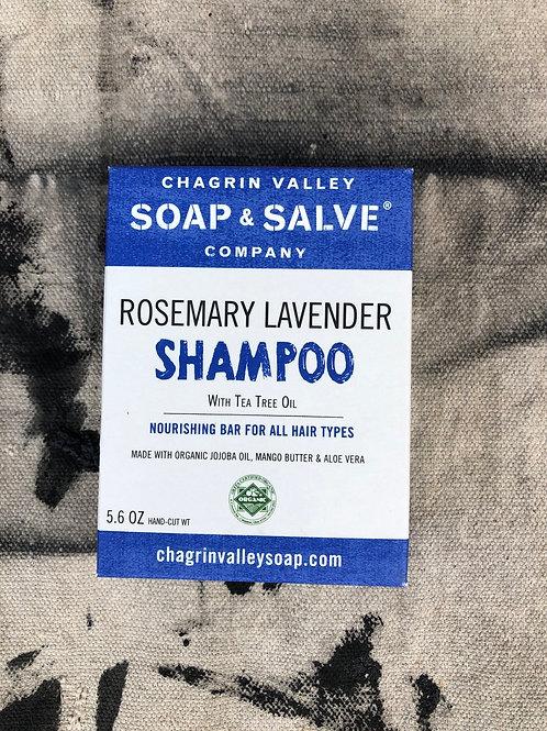 Chagrin Valley Hair Shampoo Bar