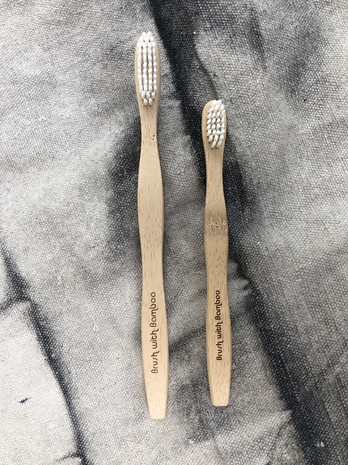 Toothbrush (bamboo) Adult/Child