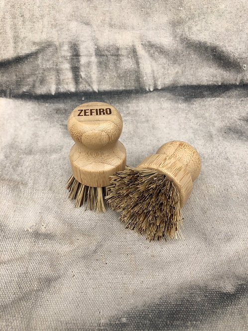 Brush (coarse pot scrubber)