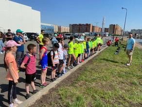 16 мая в Альметьевске прошло Открытое Первенство по кросс-дуатлону!