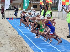 Результаты соревнований Первенства России по триатлону