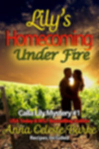 Lilly's Homecoming Under Fire_Anna Celes