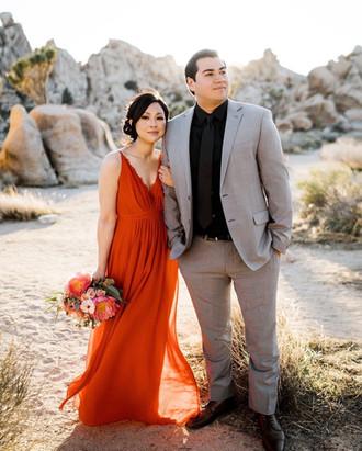 Christina + Eric
