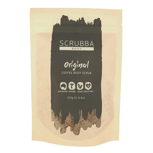 Scrubba Coffee Body Scrub