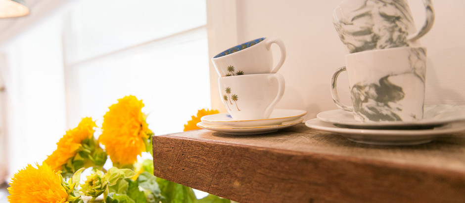 Tea Ritual at the Greenhouse Get Your Discount Code