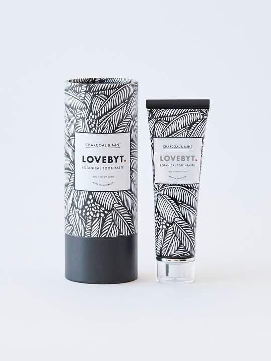 Lovebyt Natural Toothpaste