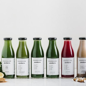 Inner Glow Goodness Juices Now Available