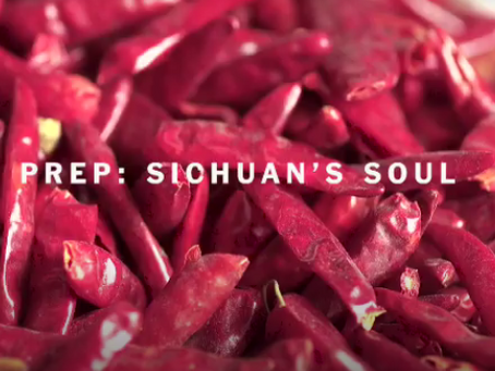 Sichuan spice