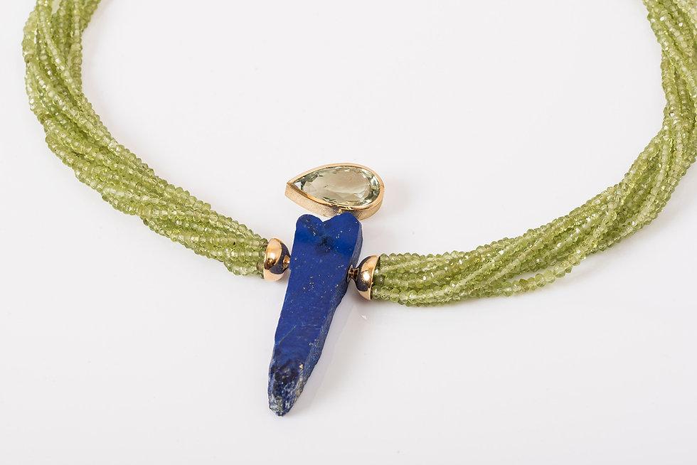 Lapis Lazuli Prasiolith in GG und Diopsidsrang Wechselmecanik