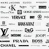 Fashion Designer Brands Labels