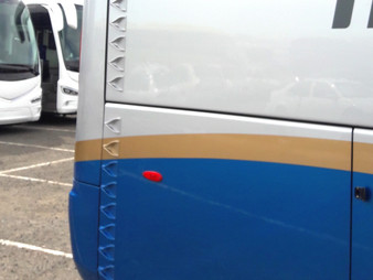 Airtab en camiones de pasajeros