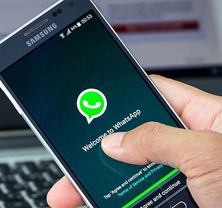 WhatsApp & TEAMS