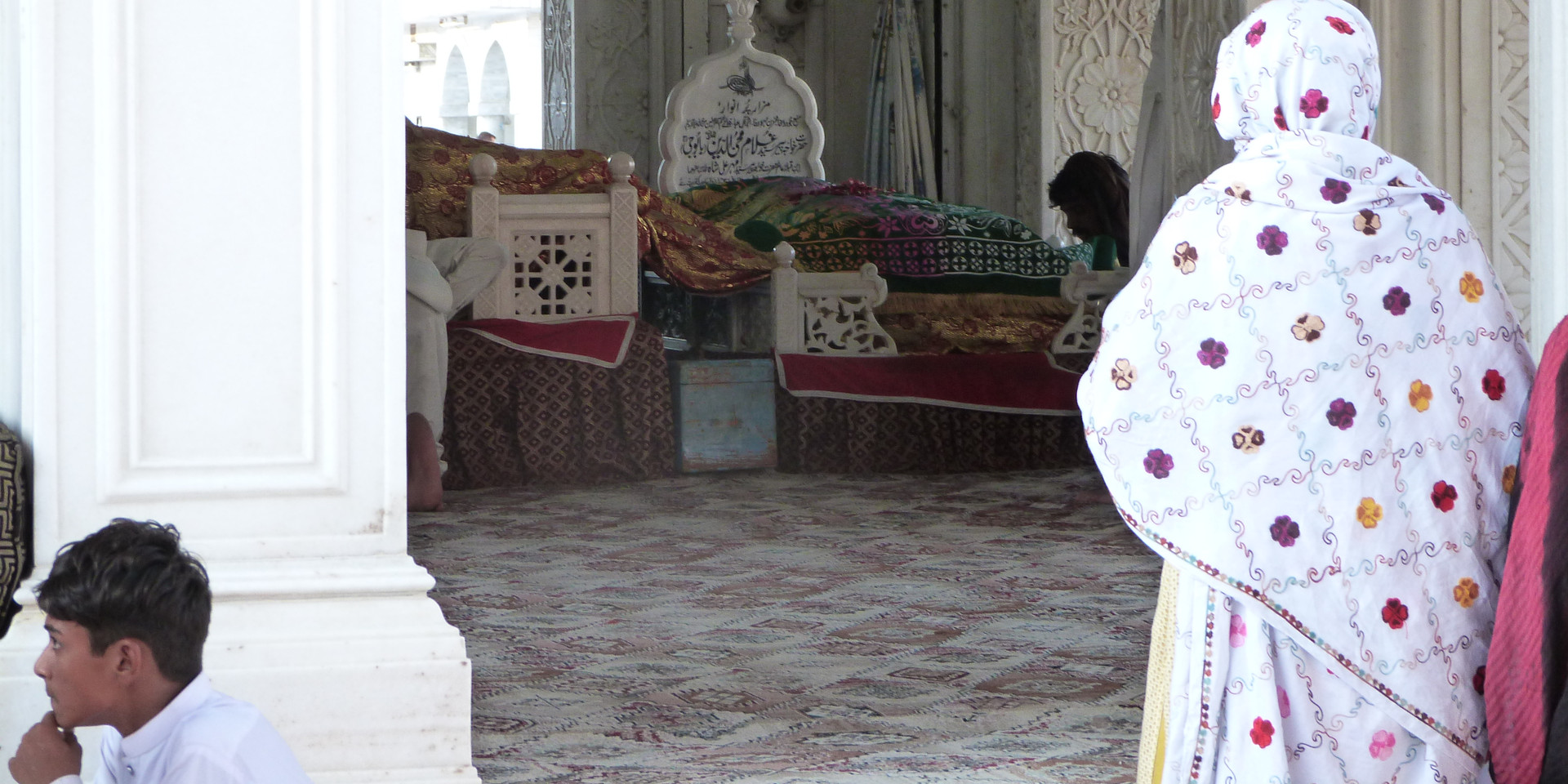Shrine in Gorla Sharif