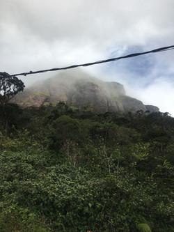 Adan's peak view from near