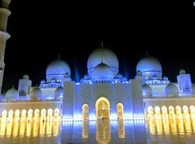 Sheikh Zahid Masjeed  - Abu Dhabi