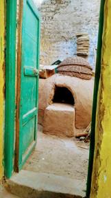 Nubian's oven
