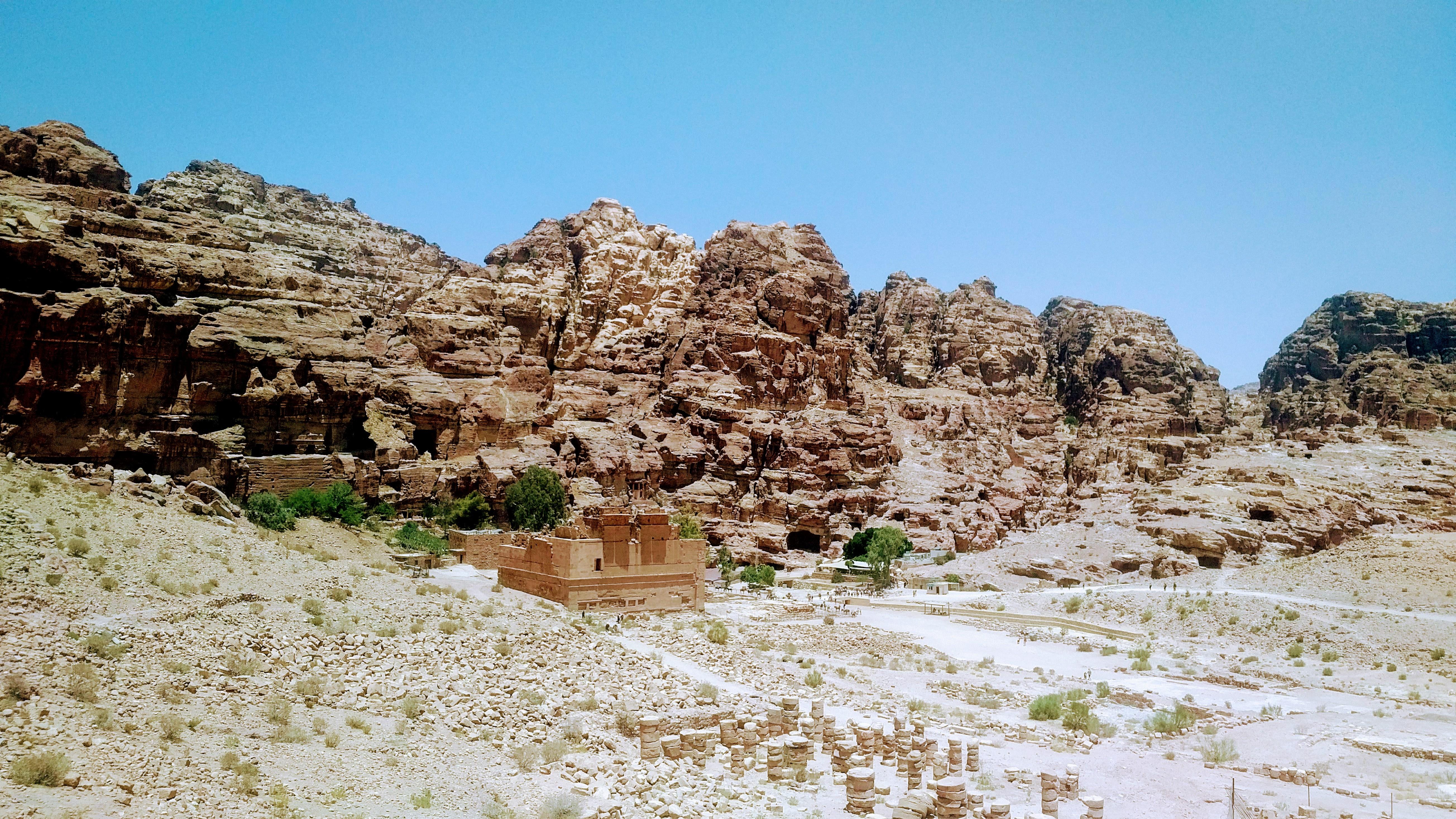 Caves of Petra