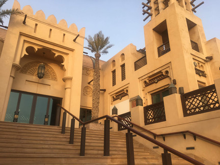 Madinat Jumeirah - Dubai