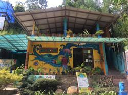 Popular cafe place