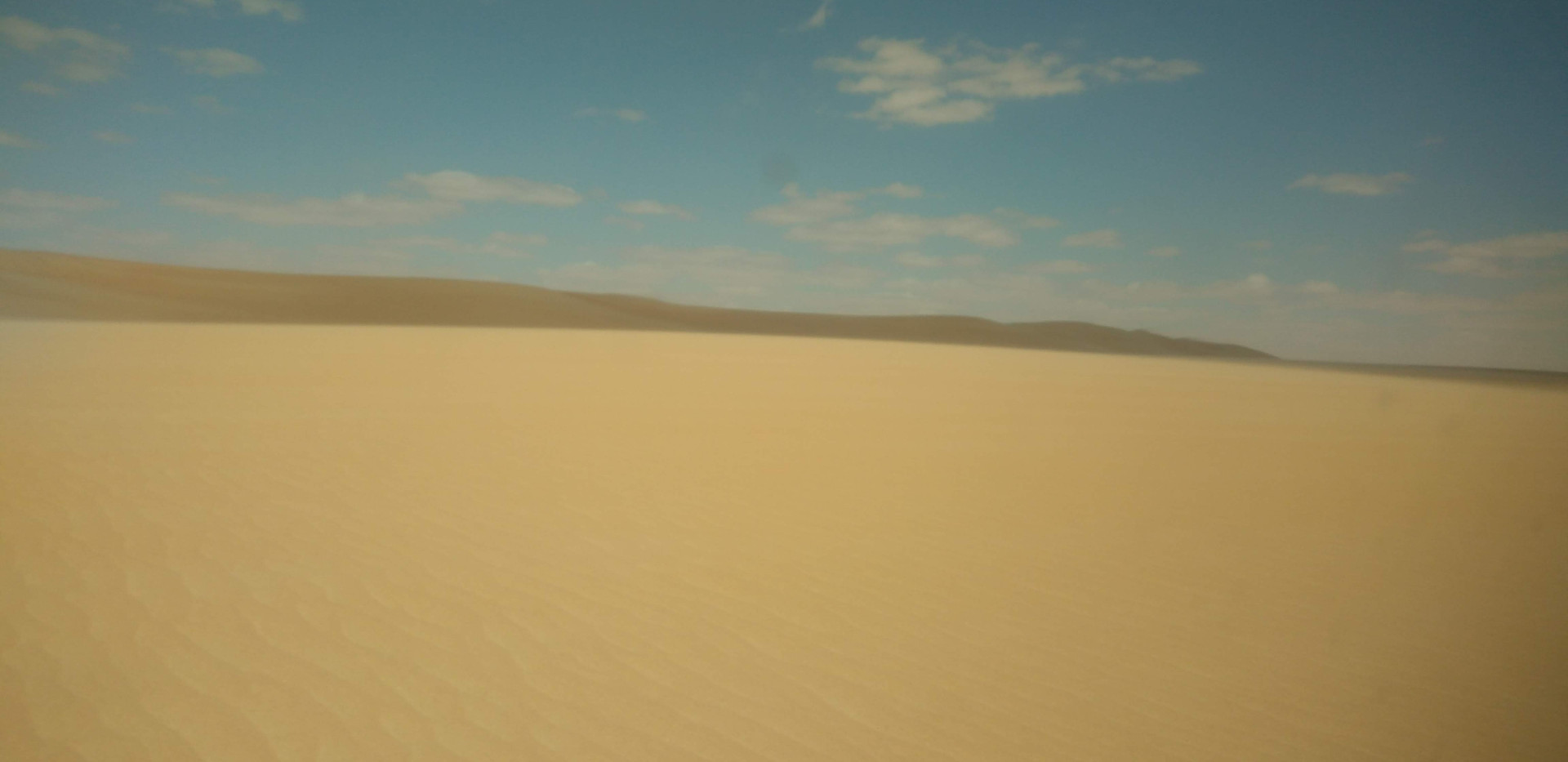 Desert around Siwa