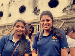 Sri Lankan students