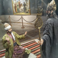 Sham's I-Tabrizi's meeting with Rumi