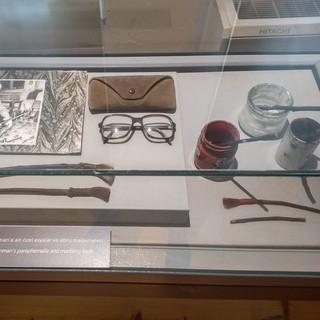 Marbling tools of Mustafa Duzgunman