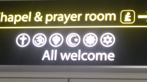 Gatwick Airport - England