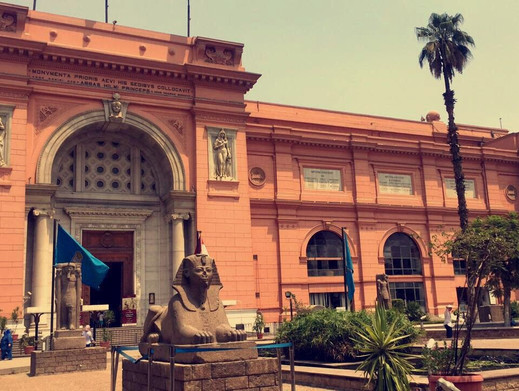 National Egyptian Museum