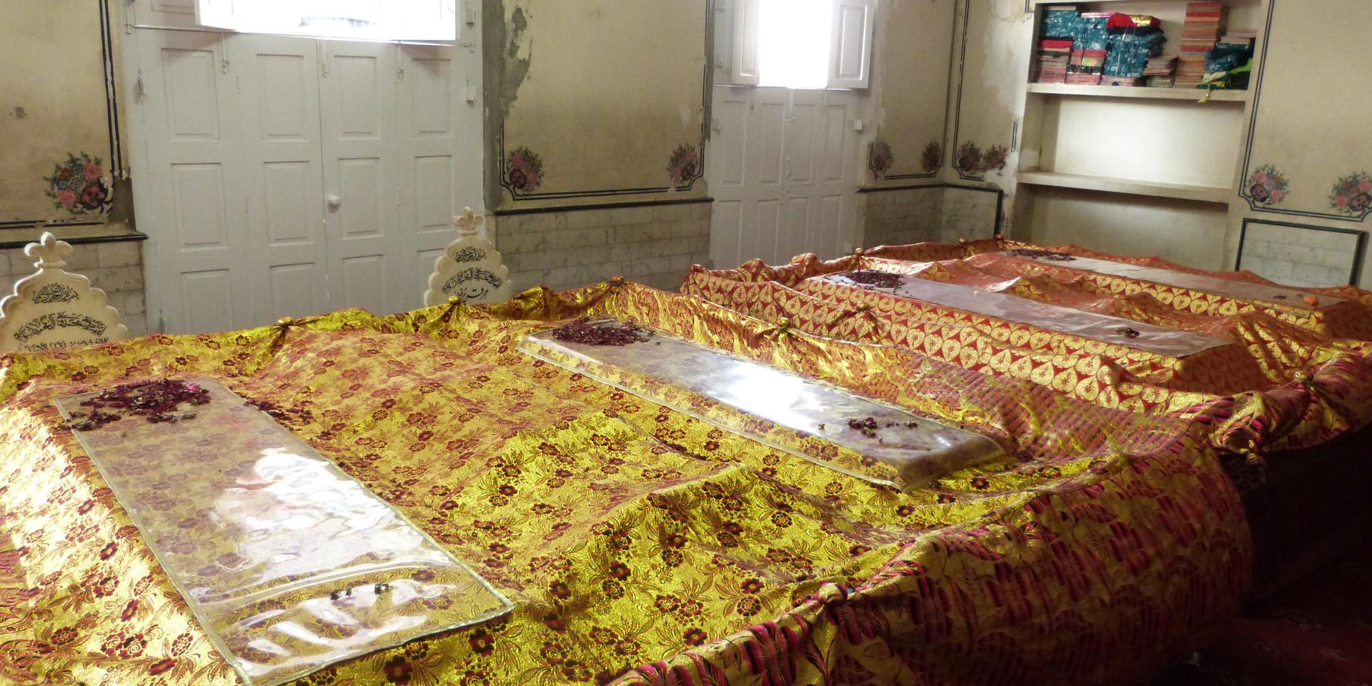 Women section in Gorla Sharif