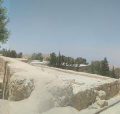 Chapel on Mount Nebo